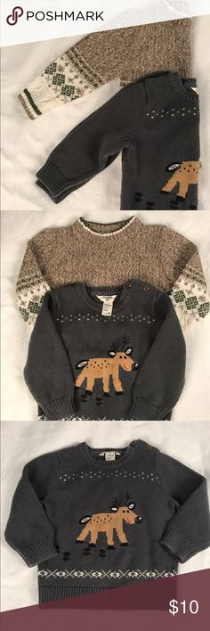 3t boys sweaters. Darling and dapper boys size 3t winter sweaters bundle Carter's Sweaters Cowl & Turtlenecks