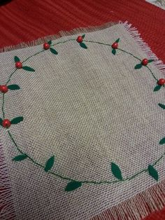 Alkuopettajat FB -sivustosta / Ulla Klemetti Cat Daycare, Christmas Crafts, Xmas, Textile Fabrics, Elementary Schools, Red And White, Burlap, Crafts For Kids, Weaving