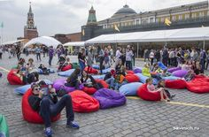 Книжный фестиваль «Красная площадь 2016» — МИР ФОТОГРАФИЙ