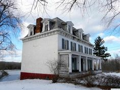 Second Empire - Schodack Landing, NY - $325,000 - Old House Dreams