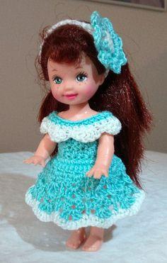 Hey, I found this really awesome Etsy listing at https://www.etsy.com/listing/397948917/handmade-thread-crochet-kelly-doll