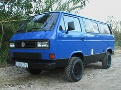 My Babe just bought a Syncro!