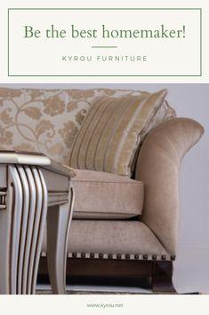 Σκεφτείτε τι σημαίνει για εσάς το σπίτι σας:   ζεστασιά, ασφάλεια, ομορφιά, εμπιστοσύνη, ηρεμία, ανακούφιση, χαρά, ανανέωση… (προσθέστε τις δικές σας λέξεις) Chair, Furniture, Home Decor, Decoration Home, Room Decor, Home Furnishings, Stool, Home Interior Design, Chairs
