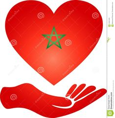 Illustration about I love Morocco Flag Arabic Africa My country MAROC patriotic Flag of Morocco. Illustration of tangier, marrakesh, arabic - 120815381 Tangier, Marrakesh, Morocco Flag, Lord Ganesha Paintings, Africa, Country, My Love, Illustration, Rural Area