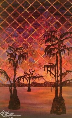 Radiant Landscapes by Gloria Loughman