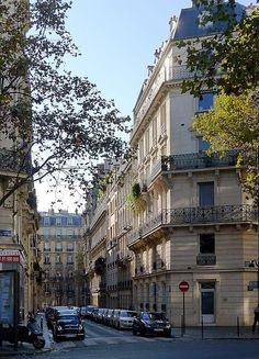 Rue de la Terrasse, Paris XVII
