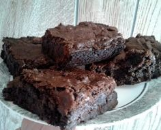 Easy extreme chocolate brownies recipe