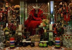 santeria altar - Google Search