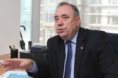 Alex Salmond told of dealing with two years of conflict after he become leader of the SNP