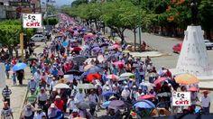 CNTE Chiapas. 10 de junio 2016. Sargento Nuño cuéntanos bien.