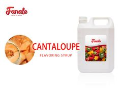 Buy Cantaloupe Syrup At $ 21.95-Fanale