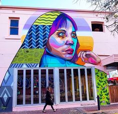by Vans the Omega in Adelaide, Australia, 2016 (LP)