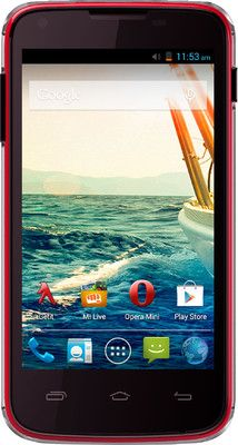 Buy Micromax Unite A092(Red) Mass Memory: 2.99 GB, 2.43 GB (For Apps Installation) Online at Best Offer Prices In India. Only Genuine Products. 30 Day Replacement Guarantee. Free Shipping. Cash On Delivery!