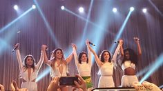 Fifth Harmony 7/27 tour in Brasil @pretyfuckindope