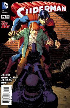 Superman #39                     (May 2015)