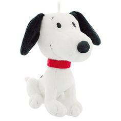 Hallmark Peanuts Plush Snoopy Christmas Ornament >>> More info @ http://www.amazon.com/gp/product/B00VM934YC/?tag=christmasdecor1-20&pvw=230816024114
