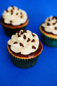 Cannoli Cupcake recipe :]