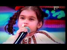 Stefania Ivanov, 4 ani, la Next Star: Delicious!!!