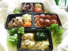 Prepared dishes delivered to your home. You never have to cook again.