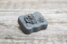 Holt-tengeri iszap szappan kettős rózsa (70g)