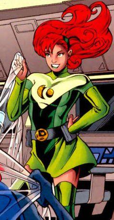 Kinetix (Legion of Super-Heroes)