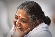 5. I Love Amma. She goes on tour and gives hugs (darshan) to millions of people. I feel so fortunate to have heard about here and been able to see her several times. Her humanitarian efforts are amazing and She is such an example to us in these times.