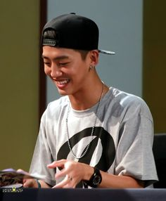 Yongguk! Man Crush!