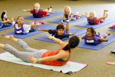 5 Big Benefits Kids Can Get From Yoga