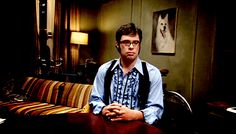 don't be sad Jemaine, I'll hug you Jemaine Clement, Flight Of The Conchords, Taika Waititi, Boy Pictures, Hug You, Vampires, Cute Boys, Mad, Geek