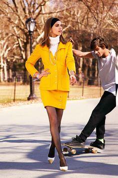 Vogue Spain - Chanel