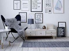 59 beautiful Scandinavian interiors @ Tvoy Designer Blog #scandinavian #interior #design