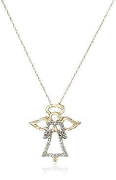 Guardian Angel Collier Memorial Cherub Charme Pendentif Argent Sterling 925
