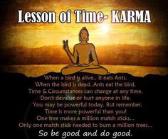 Karma life quotes quotes quote life wise karma advice wisdom life lessons