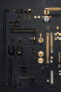 NEW HARDWARE RANGE from Buster + Punch  Launching - London Design Week 2015