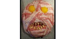 Del dine billeder: Se Dorthes skræmmende halloween-mad