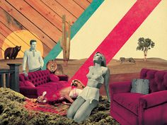 Art + Illustrations by Julien Pacaud