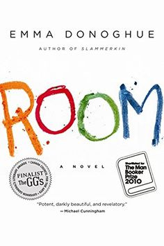 {I RE-READ THIS ONE IN THE FALL} Room by Emma Donoghue // I loved it even more than I did the first time I read it back in 2010. Didn't think it was possible! I can't stop recommending it to everyone! #MMDchallenge #MMDreading