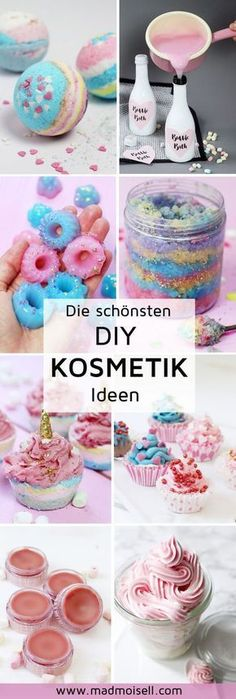 Die 7 schönsten DIY Kosmetik Ideen zum Selbermachen The most beautiful DIY cosmetics ideas for DIY. DIY cosmetics can be done with little money and time itself and is great as a small gift idea. Ultimate Beauty Routine, Diy Makeup Kit, Mascarilla Diy, Diy Beauty Mask, Beauty Tips, Diy Beauté, Easy Diy, Diy Beauty Treatments, Make Your Own