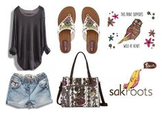 Craving Warm Summer Days by sakroots on Polyvore featuring Sakroots