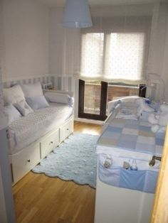 1000 images about habitaciones infantiles on pinterest - Sofa cama infantil ikea ...