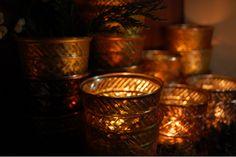 Christmas deco, decoración Navidad, velas, tealights, candles, table decoration, decoración de la mesa,