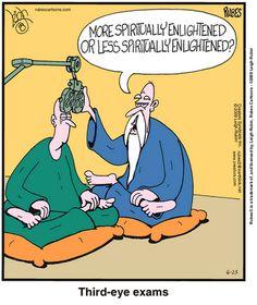Our Spirit Awake: Spiritual Humor