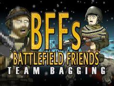 Ladies, if your man plays battlefield, watch these. Soooooo funny
