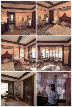 La chambre de Prue