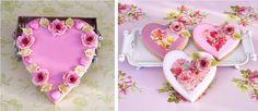 Cakes Haute Couture - El Blog de Patricia Arribálzaga: Cookies de San Valentín