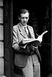 English composer Benjamin Britten (1913-1976)