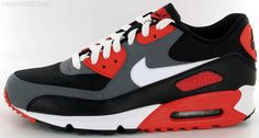 Nike Air Max 90 Essential Black Wolf Grey On feet YouTube