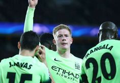 De Bruyne dreaming of Champions League final