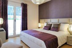 11 meilleures images du tableau chambre violette | Purple bedrooms ...