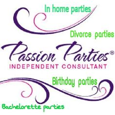 Book your party today! Www.andreaspassions.yourpassionconsultant.com